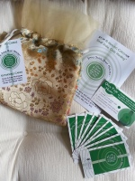 Set of 10 Portable Healing Cards